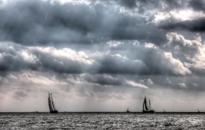 Sailing Boats - JA027786 (HDR)