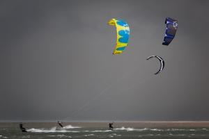 Kite Surfing - JA027745 (HDR)