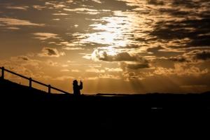 Sunset Terschelling - JA036073