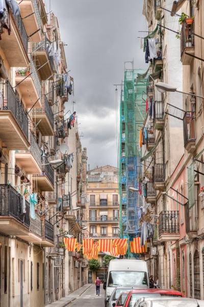 L'eixample, Barcelona - JA028253 (HDR)