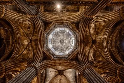 Catedral de la Santa Creu, Barcelona - JA028592 (HDR)
