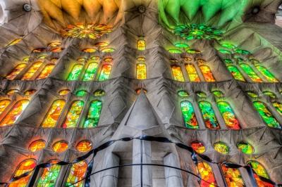 Sagrada Familia, Barcelona - JA028679 (HDR)