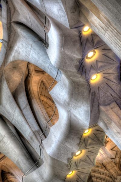 Sagrada Familia, Barcelona - JA028759 (HDR)