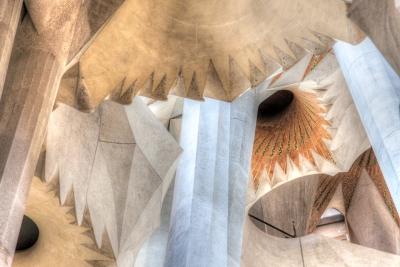 Sagrada Familia, Barcelona - JA028767 (HDR)