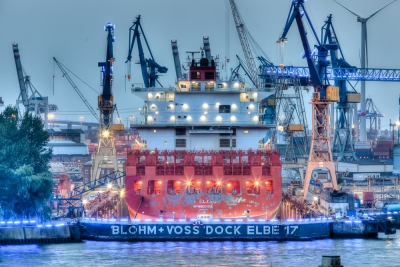 Hamburg Blue Port 2014 - JA032154 (HDR)