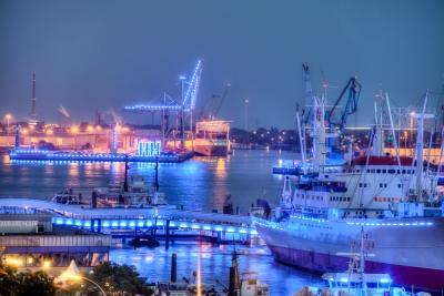 Hamburg Blue Port 2014 - JA032202 (HDR)