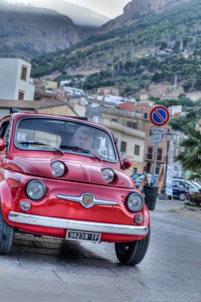 Castellammare del Golfo, Sizilien - JA030893 (HDR)