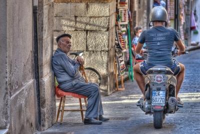 Taormina, Sizilien - JA031174 (HDR)